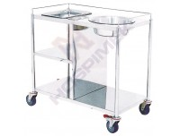 Sponging Trolley