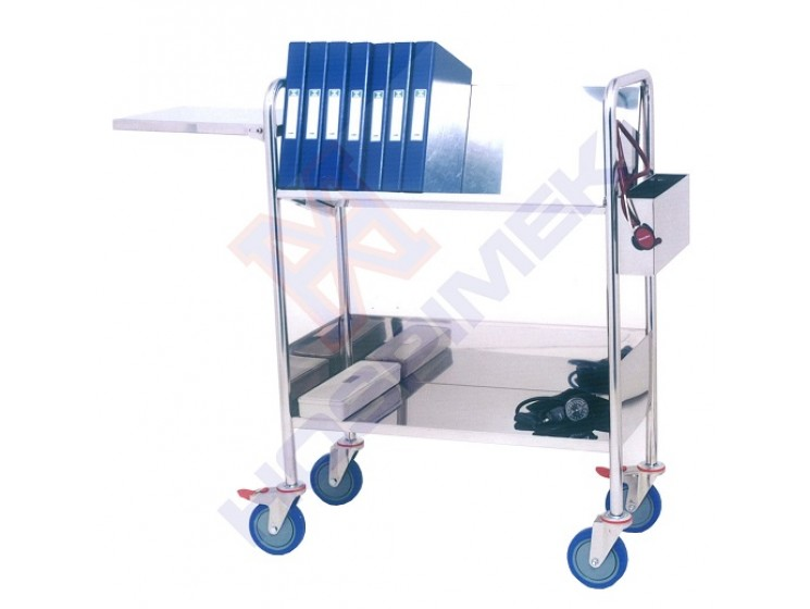 Ward Round Trolley Ward Round Trolley